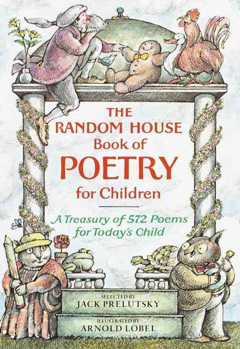 Random House Bk Of Poetry For Chl