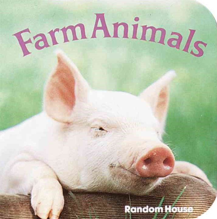 Farm animals-chunky