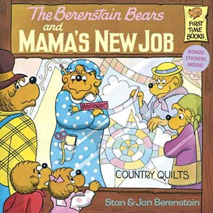 Berenstain Bears & Mamas New Job by Jan Berenstain, Stan Berenstain (9780394868813) - PaperBack - Children's Fiction Intermediate (5-7)