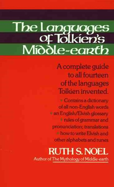 Languages of Tolkien's Middle­earth