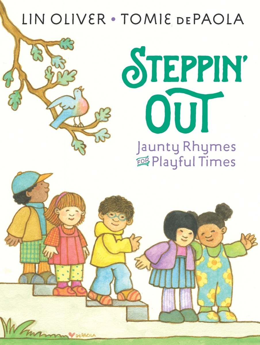Steppin' Out: Playful Rhymes For Toddler Times