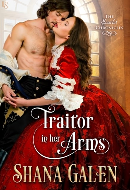 (ebook) Traitor in Her Arms