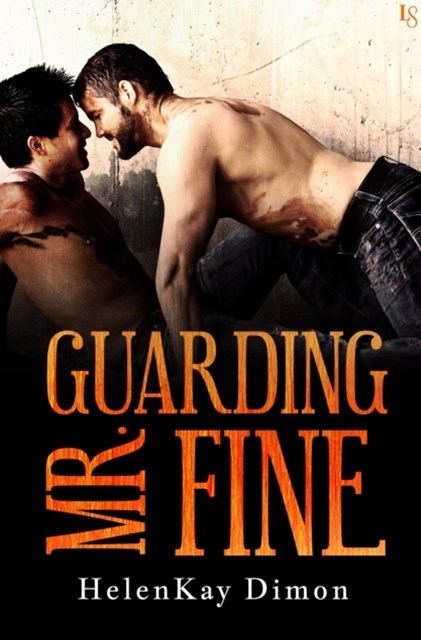 (ebook) Guarding Mr. Fine
