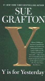 Y Is for Yesterday by Sue Grafton (9780399185380) - PaperBack - Crime Mystery & Thriller