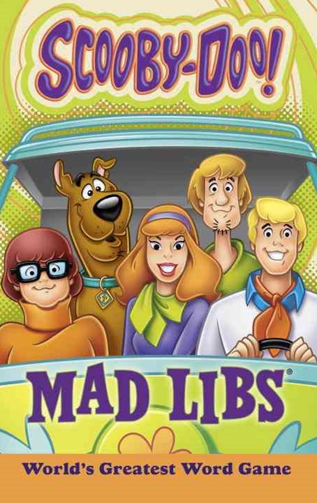 Scooby-Doo Mad Libs