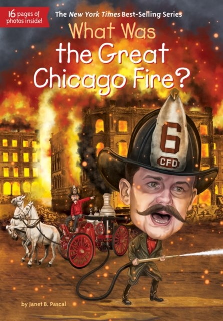 (ebook) What Was the Great Chicago Fire?