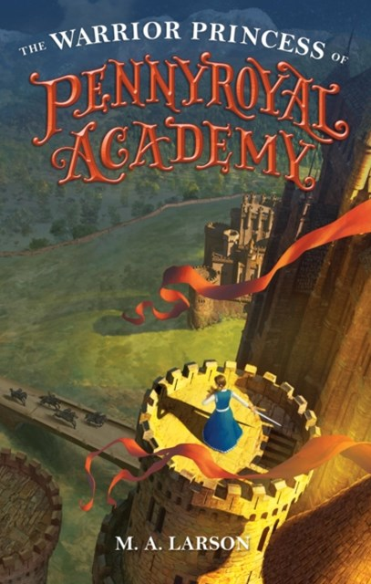 (ebook) Warrior Princess of Pennyroyal Academy