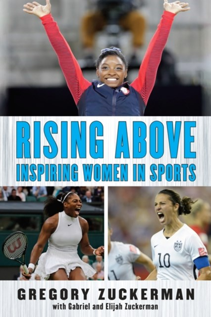 (ebook) Rising Above: Inspiring Women in Sports