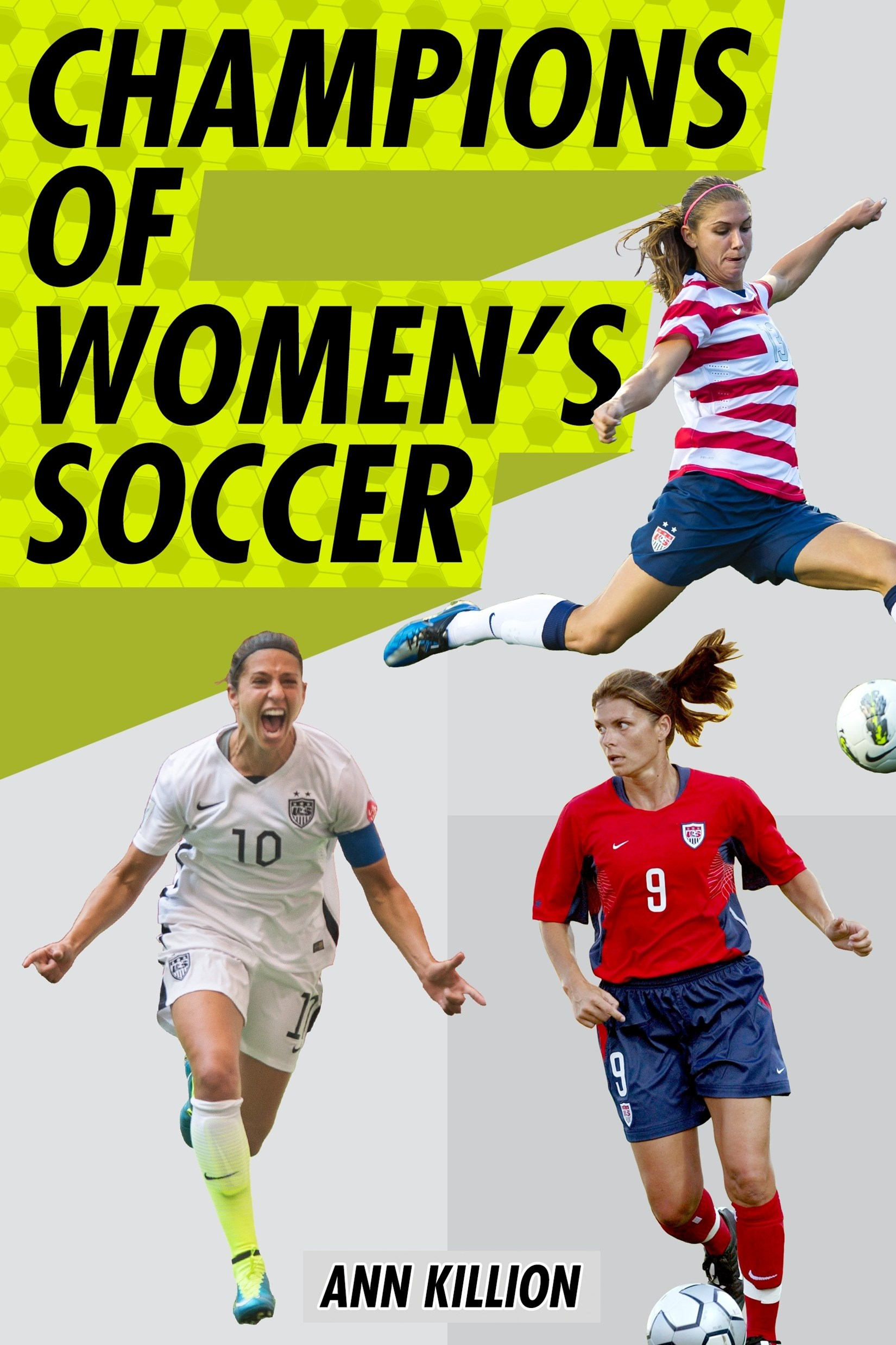 Champions Of Women's Soccer