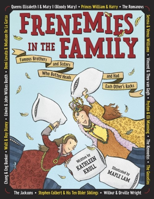 (ebook) Frenemies in the Family