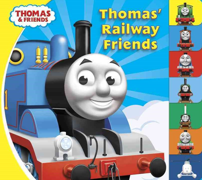Thomas' Railway Friends (Thomas and Friends)
