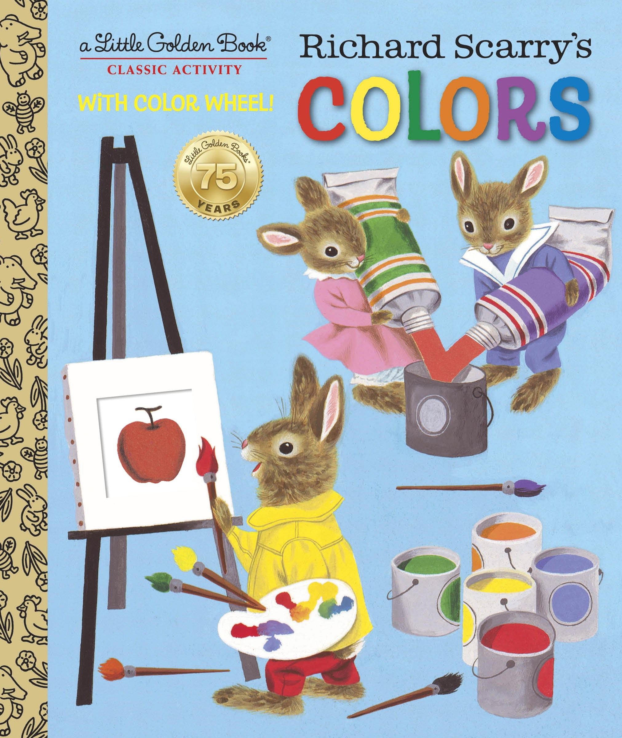 LGB Richard Scarry's Colors