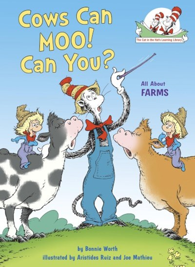 Cows Can Moo! Can You?