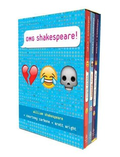 OMG Shakespeare Boxed Set by Courtney Carbone, Courtney Carbone, Brett Wright (9780399557378) - HardCover - Children's Fiction Classics