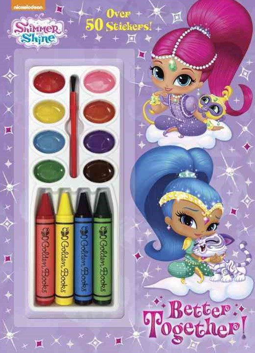 Better Together! (Shimmer and Shine)