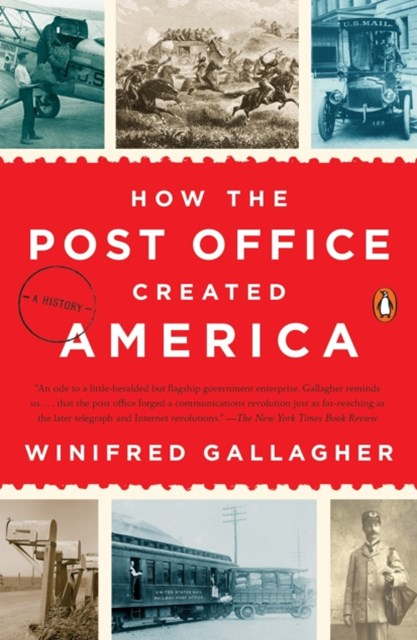 (ebook) How the Post Office Created America
