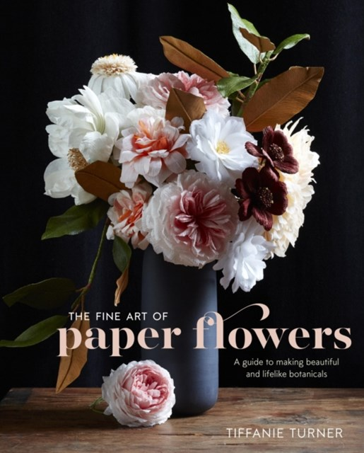 (ebook) Fine Art of Paper Flowers
