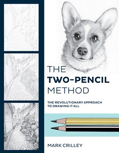 The Two-Pencil Method by Mark Crilley (9780399581250) - PaperBack - Art & Architecture Art Technique