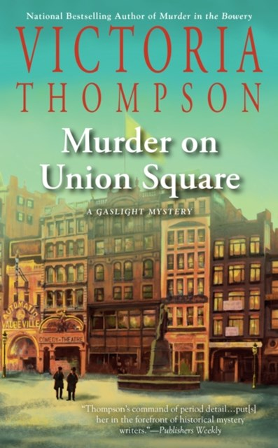 (ebook) Murder on Union Square