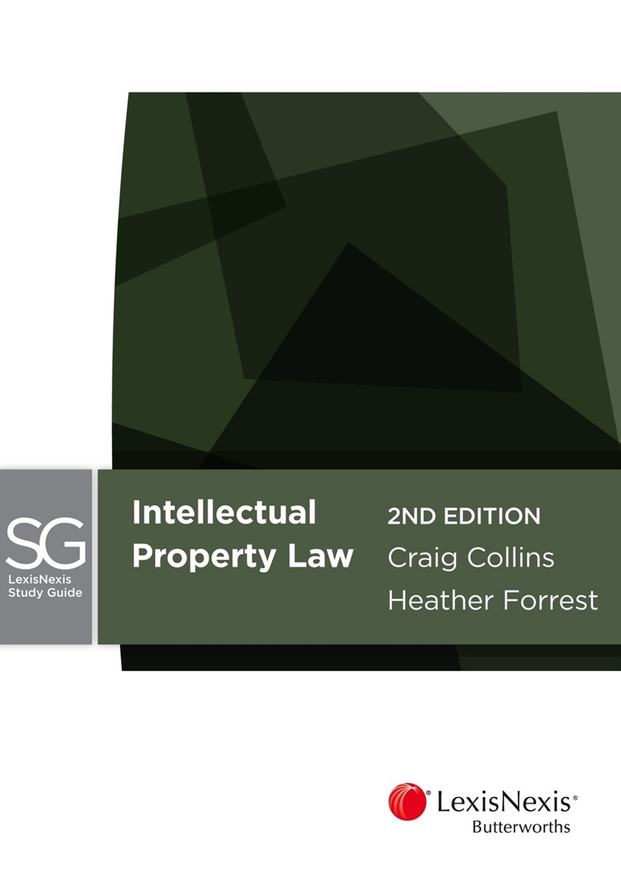 LexisNexis Study Guide: Intellectual Property Law, 2nd Edition