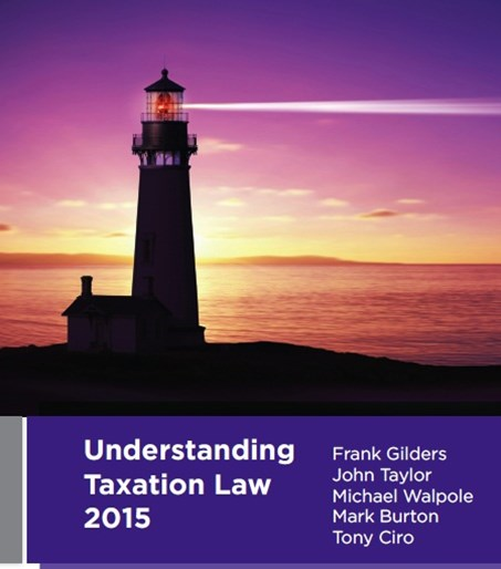 Understanding Taxation Law, 2015