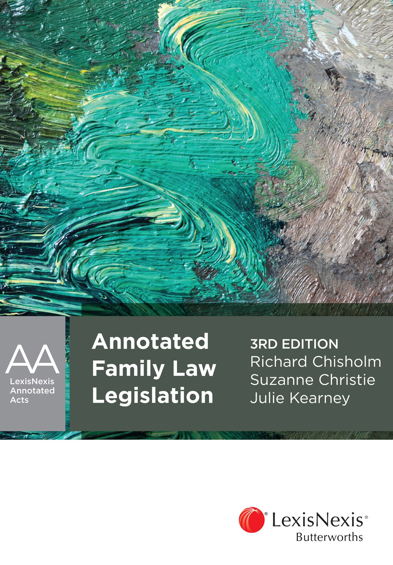 Annotated Family Law Legislation, 3rd edition