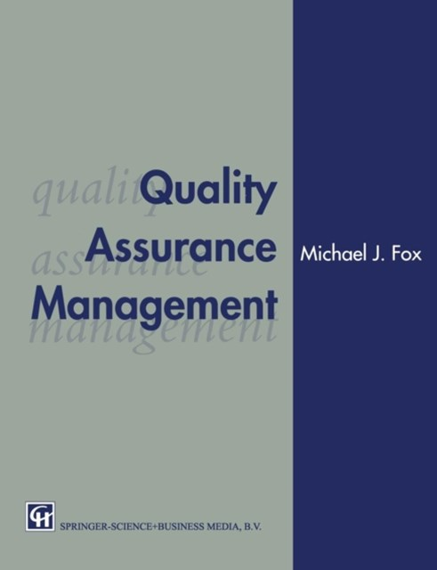 Quality Assurance Management