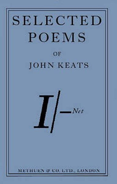 Twenty Poems from John Keats