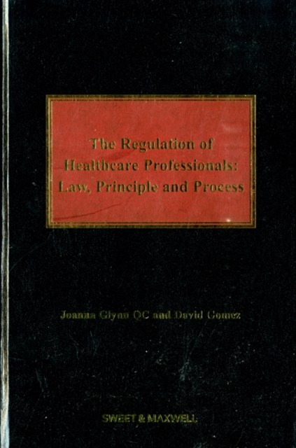 Regulation of Healthcare Professionals
