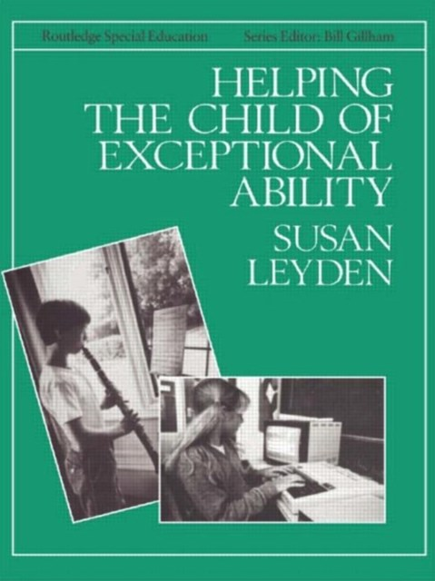 Helping the Child with Exceptional Ability