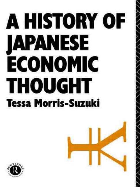 History of Japanese Economic Thought