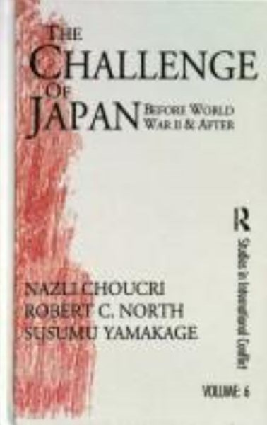 Challenge of Japan Before World War II