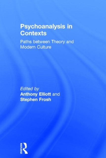 Psychoanalysis in Contexts