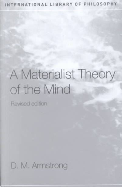 Materialist Theory of the Mind