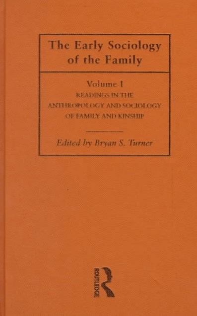 Early Sociology of the Family