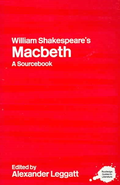 William Shakespeare's &quote;Macbeth&quote;