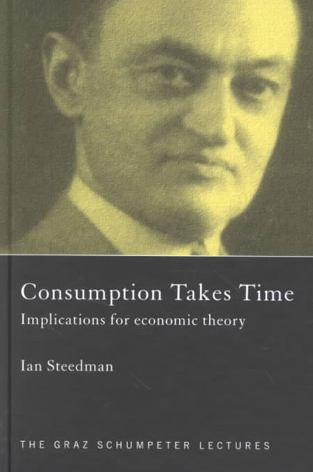 Consumption Takes Time