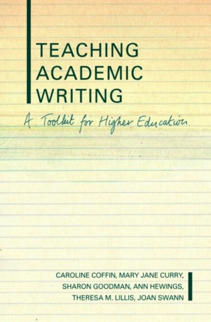 Teaching Academic Writing
