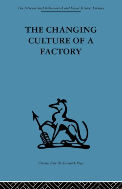 Changing Culture of a Factory