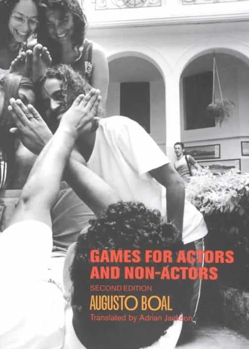Games for Actors and Non-Actors
