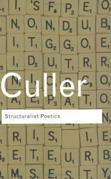 Structuralist Poetics