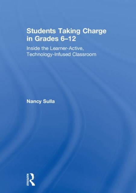 Students Taking Charge in Grades 6-12
