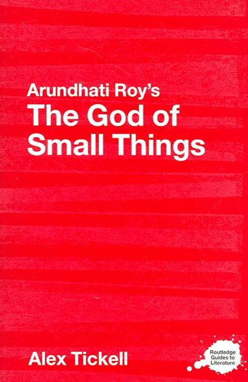 Arundhati Roy's &quote;The God of Small Things&quote;