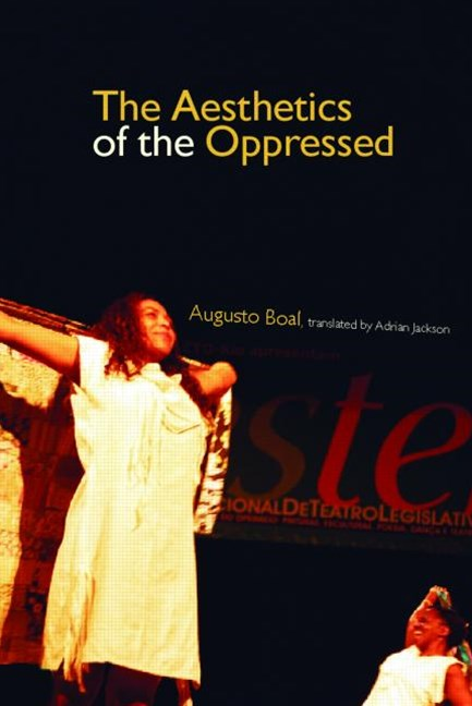 Aesthetics of the Oppressed