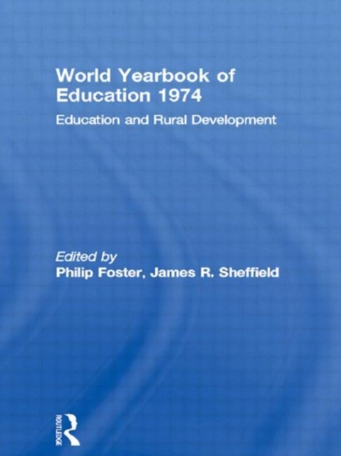 Education and Rural Development