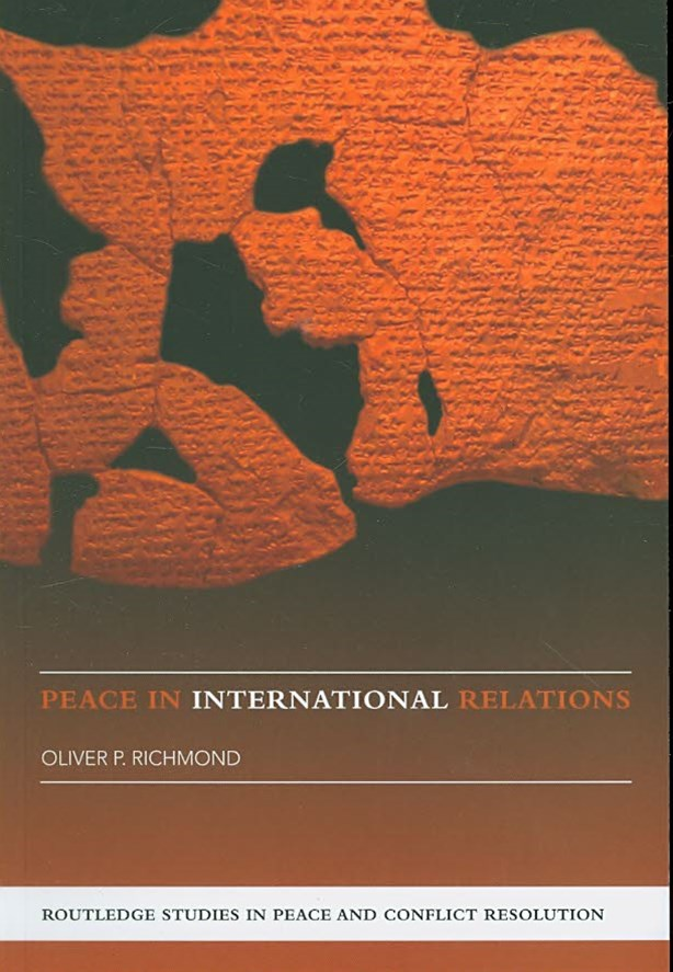 Peace in International Relations