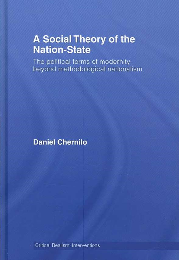 Social Theory of the Nation State
