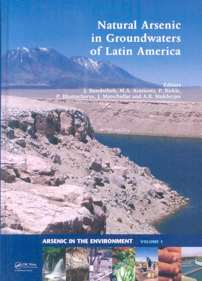 Natural Arsenic in Groundwaters of Latin America