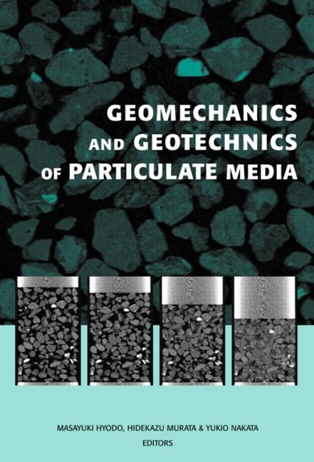 Geomechanics and Geotechnics of Particulate Media