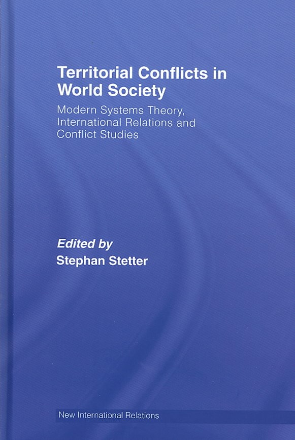 Territorial Conflicts in World Society